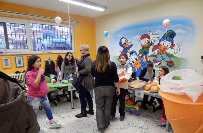 Xριστουγεννιάτικο Bazaar για το χαμόγελο του παιδιού