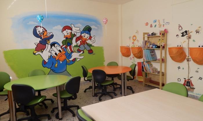Αίθουσα Μελέτης & Workshop