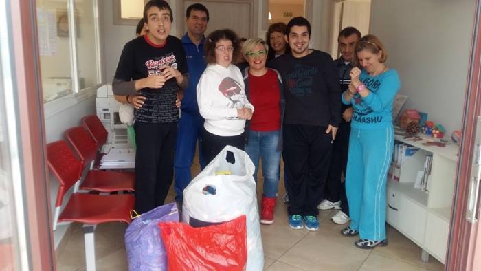 Συνεργασία με το σύλλογο γονέων & κηδεμόνων ΑΜΕΑ ΒΗματίζω